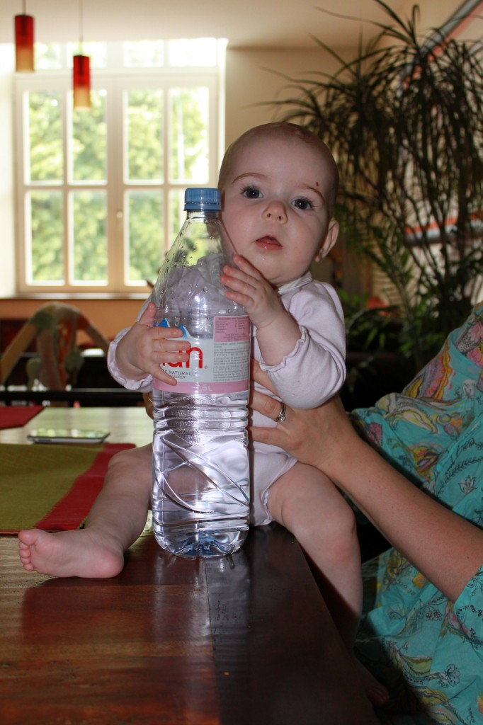 Evian, live young !